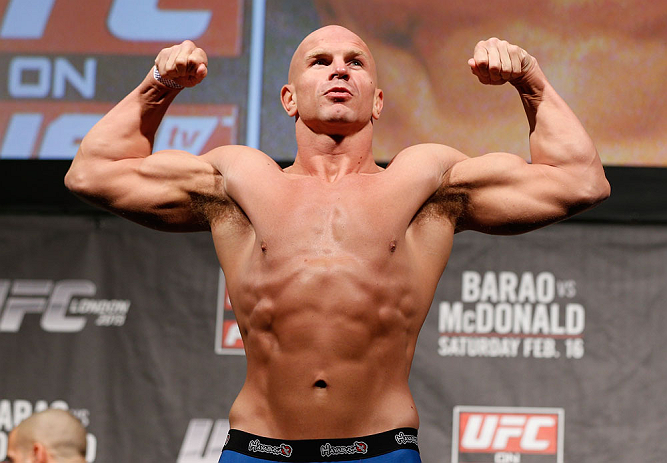 UFC light heavyweight Ryan Jimmo