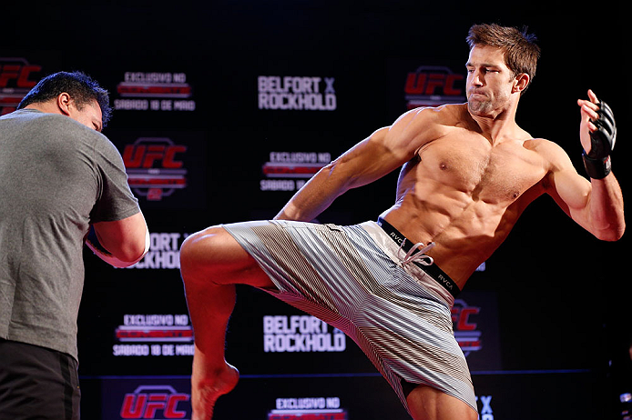 Luke Rockhold: The Strikeforce King Seeks a New Crown