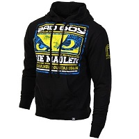 Bad Boy Alexander Gustafsson Black UFC Walkout Full Zip Hoodie