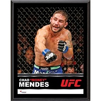 Chad Mendes Ultimate Fighting Championship 10.5'' x 13'' Sublimated Plaque