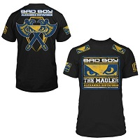 Mens Alexander Gustafsson Black UFC Fight Night Walkout T-Shirt
