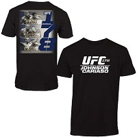 Mens Black UFC 178 Event T-Shirt