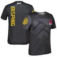 Men's Michael Bisping UFC Reebok Champion Jersey