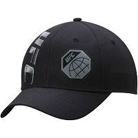 Men's Reebok Black UFC Authentic Trainer's Flex Hat