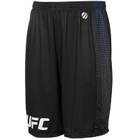 Men's Team Werdum Black/Blue UFC Sport Shorts