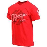 Men's UFC Red Dragon Skin T-Shirt
