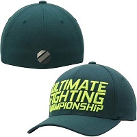 Mens UFC Team Pettis Teal The Ultimate Fighter 20 Flex Hat