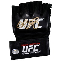 Ronda Rousey Ultimate Fighting Championship Autographed Fight Model Glove