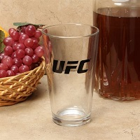 UFC 16oz. Pint Glass