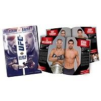 UFC 177 Program