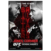UFC 182 Event Poster