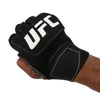 UFC Black/White Hyperlite Gel Glove
