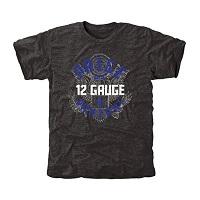 UFC Paige VanZant Embattled Tri-Blend T-Shirt - Black
