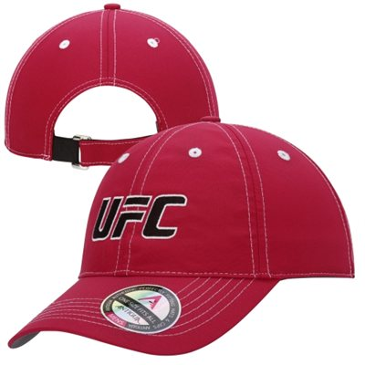 UFC Par Adjustable Hat – Red