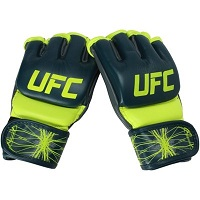 UFC The Ultimate Fighter 20 Team Pettis Teal MMA Gloves
