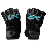 Women's UFC Black/Turquoise Competition Glove