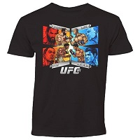 Youth Black UFC 181 Alternate Event T-Shirt