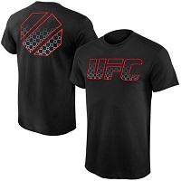 Youth UFC Black DNA T-Shirt