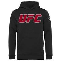 Youth UFC Black Discipline Hoodie
