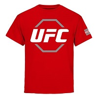 Youth UFC Red Global T-Shirt