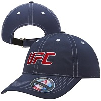 UFC Par Adjustable Hat – Navy Blue