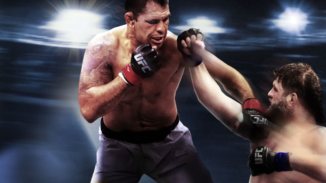 <a href='../event/UFC-Silva-vs-Irvin'>UFC Fight Night:</a> Nogueira vs. Nelson