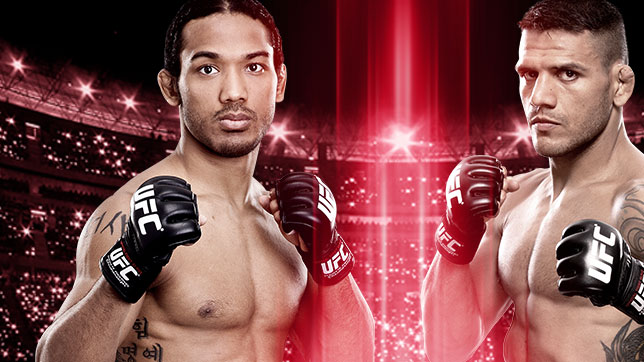 The Downes Side: Fight Night Tulsa Predictions