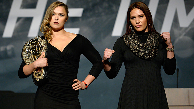UFC Stars Align, Stage is Set for The Time is Now