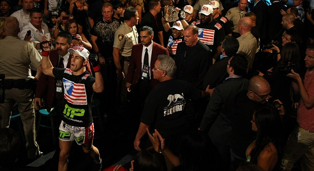 The Comeback of Dominick Cruz