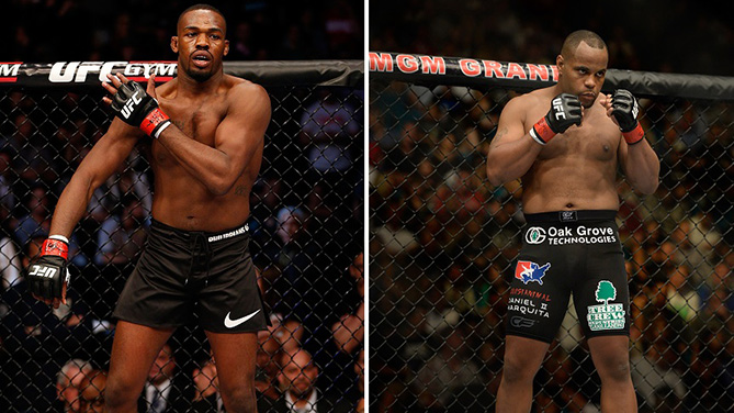 Jon Jones Vs Daniel Cormier 2
