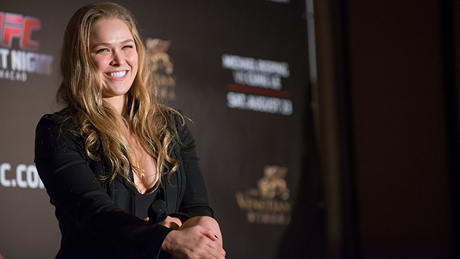 Rankings: Rousey Moves Past Barao on P-4-P List