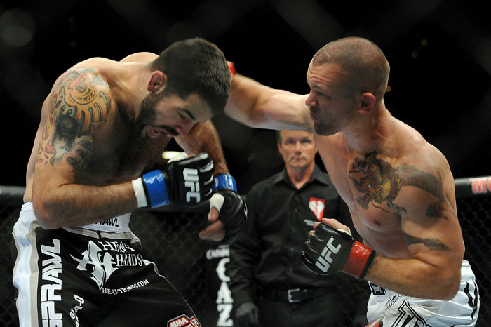 Chris Lytle vs. Matt Brown