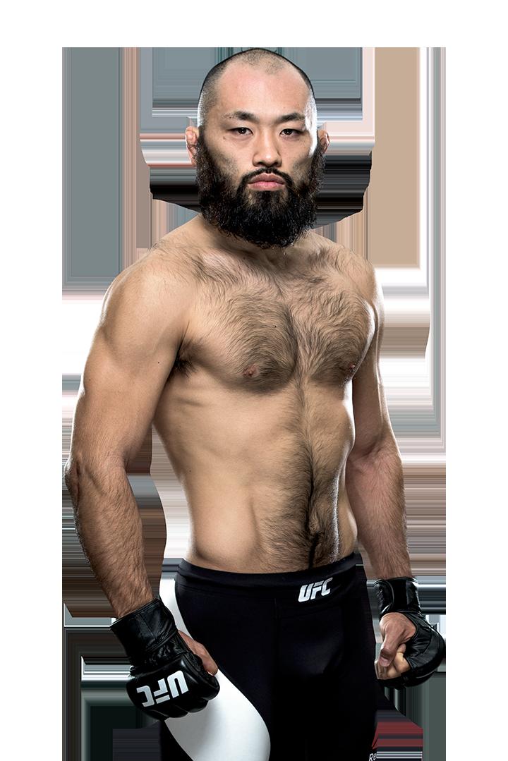 安西信昌   UFC JAPAN