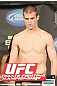 UFC Fight for the Troops Weigh in: Evan Dunham