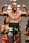 UFC 127 Weigh-in: Jason Reinhardt