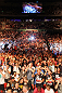 Crowd at UFC 127 - Sidney, Australia before the Noke and Camozzi fight.