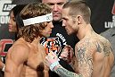 UFC 128 Weigh-ins: Faber vs. Wineland