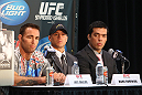 Jake Shields, Mark Hominick & Lyoto Machida