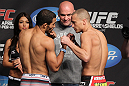 Jose Aldo & Mark Hominick