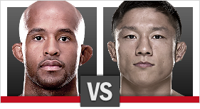 UFC 186 Johnson vs. Horiguchi