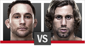 UFC Fight Night Edgar vs. Faber