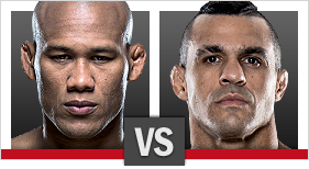 UFC Fight Night Jacare vs. Belfort
