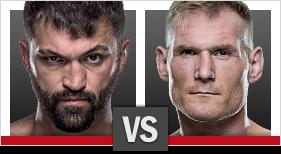 UFC Fight Night Arlovski vs Barnett