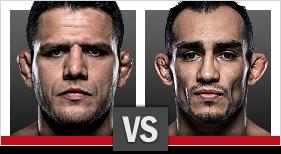 UFC Fight Night Dos Anjos vs Ferguson