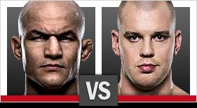 UFC Fight Night Dos Santos vs Struve