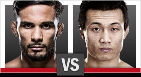 UFC Fight Night Bermudez vs Korean Zombie