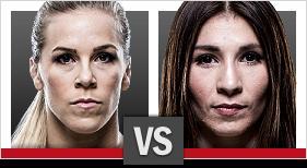 ケイトリン・チョケイジアン vs. アイリーン・アルダナ