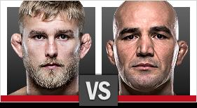 UFC Fight Night Gustafsson vs Teixeira