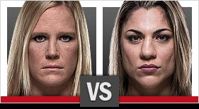 UFC Fight Night Holm vs Correia