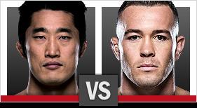 キム・ドンヒョン vs. コルビー・コビントン